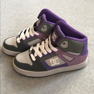 DC Shoes Rebound Youth Shoe